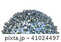 惑星 建造物 テクノロジーのイラスト 41024497
