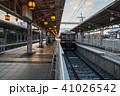 阪急電車 駅 嵐山駅の写真 41026542