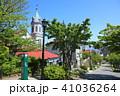 教会 市街 函館の写真 41036264