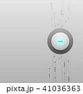 テクノロジー ベクトル 技術のイラスト 41036363
