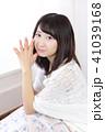 女性 ヘアスタイル ヘアケアの写真 41039168