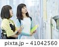 学校 学生 大学生の写真 41042560
