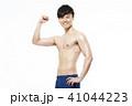 マッスル マッチョ 筋肉の写真 41044223