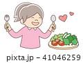 人物 女の子 幼児のイラスト 41046259