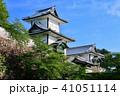 金沢城・石川門(石川県・金沢市) 41051114