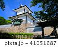 金沢城・石川門(石川県・金沢市) 41051687