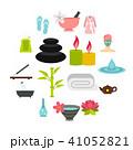 組み合わせ コレクション 収蔵物のイラスト 41052821