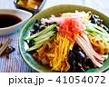 冷やし中華 夏の味覚 麺類の写真 41054072