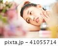 人物 ポートレート 女性の写真 41055714