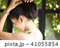 人物 女性 ポートレートの写真 41055854