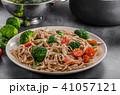 パスタ パスタ料理 ブロッコリの写真 41057121