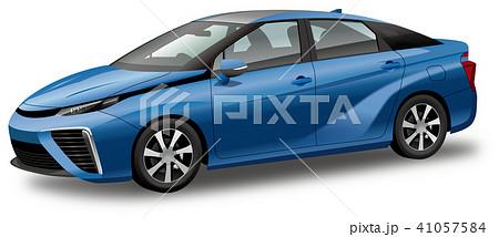 水素 FCV 燃料電池自動車 エコカー 41057584