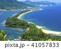天橋立 新緑 風景の写真 41057833
