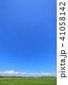 千葉県長生村の田園風景 41058142