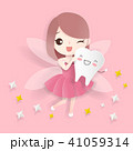 teeth with tooth fairy 41059314