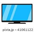 TV テレビ テレビジョンのイラスト 41061122
