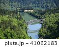 自然 風景 只見線の写真 41062183