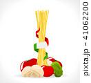 料理 食 食べ物のイラスト 41062200
