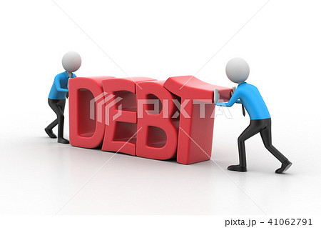 3d people try to avoid debt 41062791