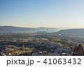 トルコ カッパドキア ウチヒサール 要塞からの朝の風景 41063432