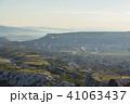 トルコ カッパドキア ウチヒサール 要塞からの朝の風景 41063437