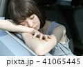 女性 運転 ドライブの写真 41065445
