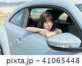 女性 運転 ドライブの写真 41065448