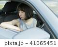 女性 運転 ドライブの写真 41065451