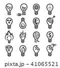 アイコン クリエイティブ 知識のイラスト 41065521