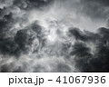 Heavy gale black stormy clouds 41067936