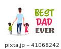 ファミリー 家庭 家族のイラスト 41068242