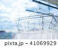 洗濯 タオル 洗濯物の写真 41069929