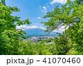 富士山 初夏 新緑の写真 41070460
