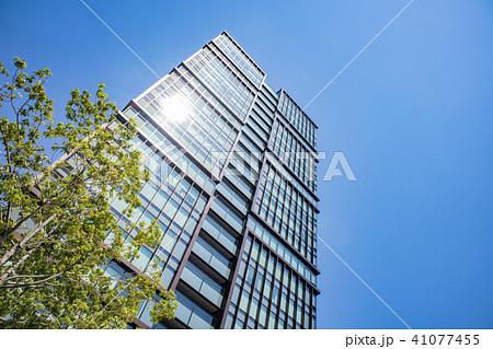 高層ビル 41077455