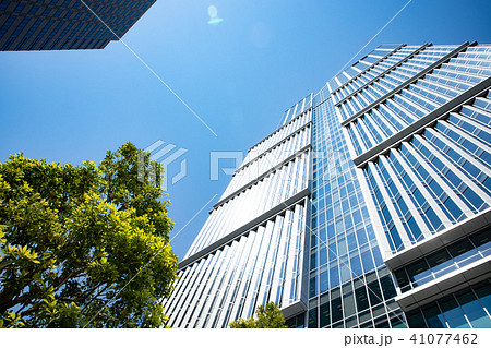 高層ビル 41077462