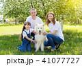 わんこ 犬 幸せの写真 41077727