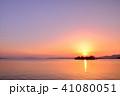 宍道湖の夕日 41080051
