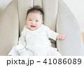 赤ちゃん ベビー 男の子の写真 41086089