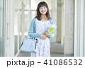 学生 大学生 女性の写真 41086532