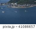 柏島 海 漁船の写真 41086657