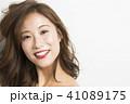 女性 アジア人 若い女性の写真 41089175