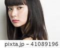 女性 アジア人 若い女性の写真 41089196