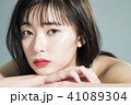 人物 女性 ポートレートの写真 41089304