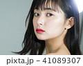 女性 アジア人 若い女性の写真 41089307