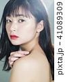 女性 アジア人 若い女性の写真 41089309