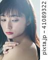 女性 アジア人 若い女性の写真 41089322