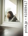 女性 若い女性 大学生の写真 41089417