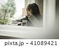 女性 アジア人 若い女性の写真 41089421