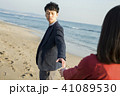 女性 男性 カップルの写真 41089530