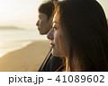 女性 男性 カップルの写真 41089602